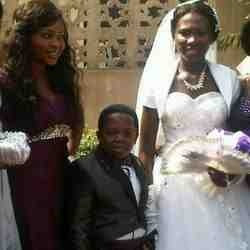PICTURES From Chinedu Ikedieze aka Aki's Secret Wedding Today 4