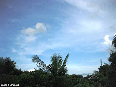 Koh Samui weather 6th November 2012