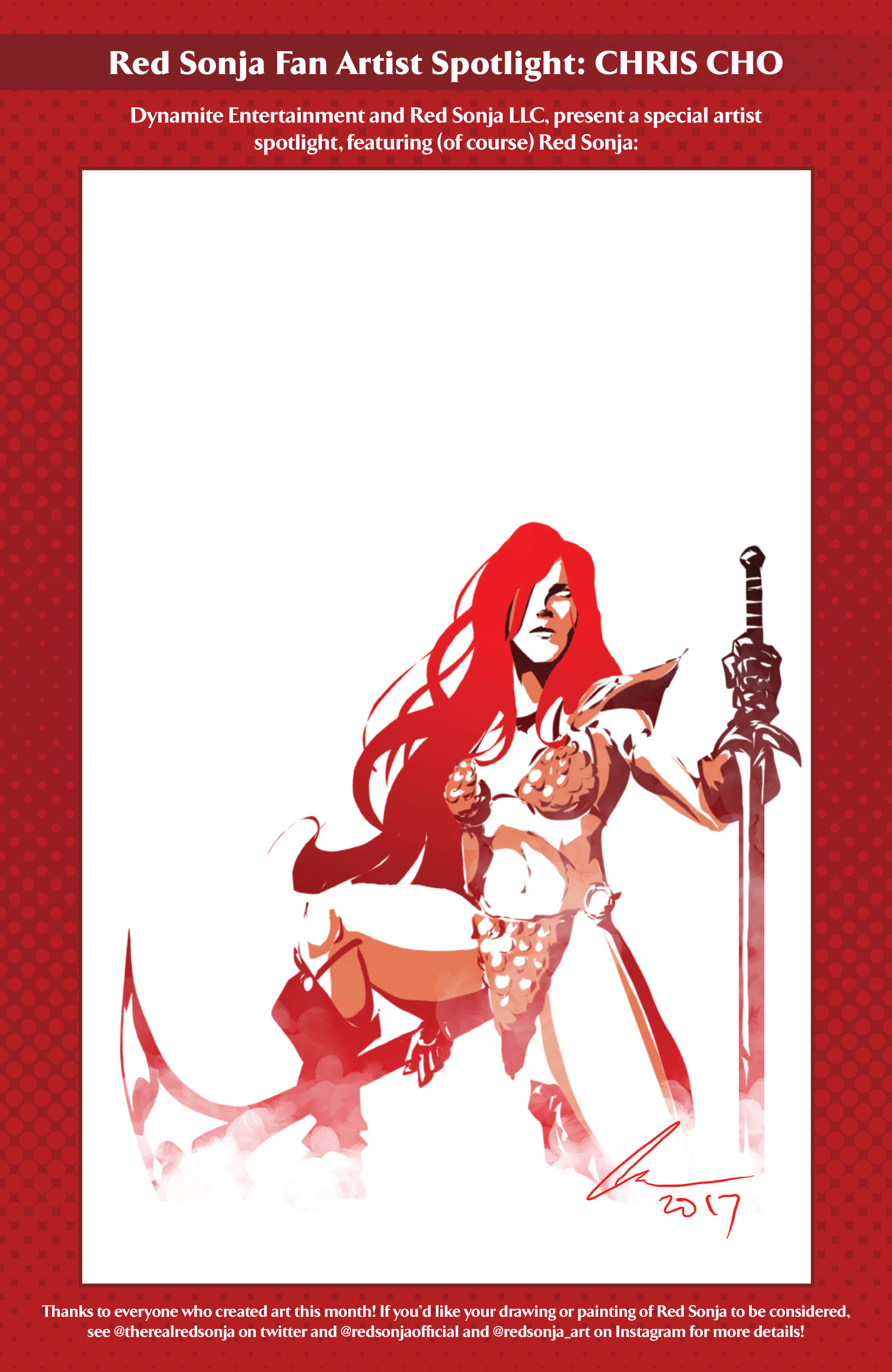 Read online Red Sonja Vol. 4 comic -  Issue #6 - 27