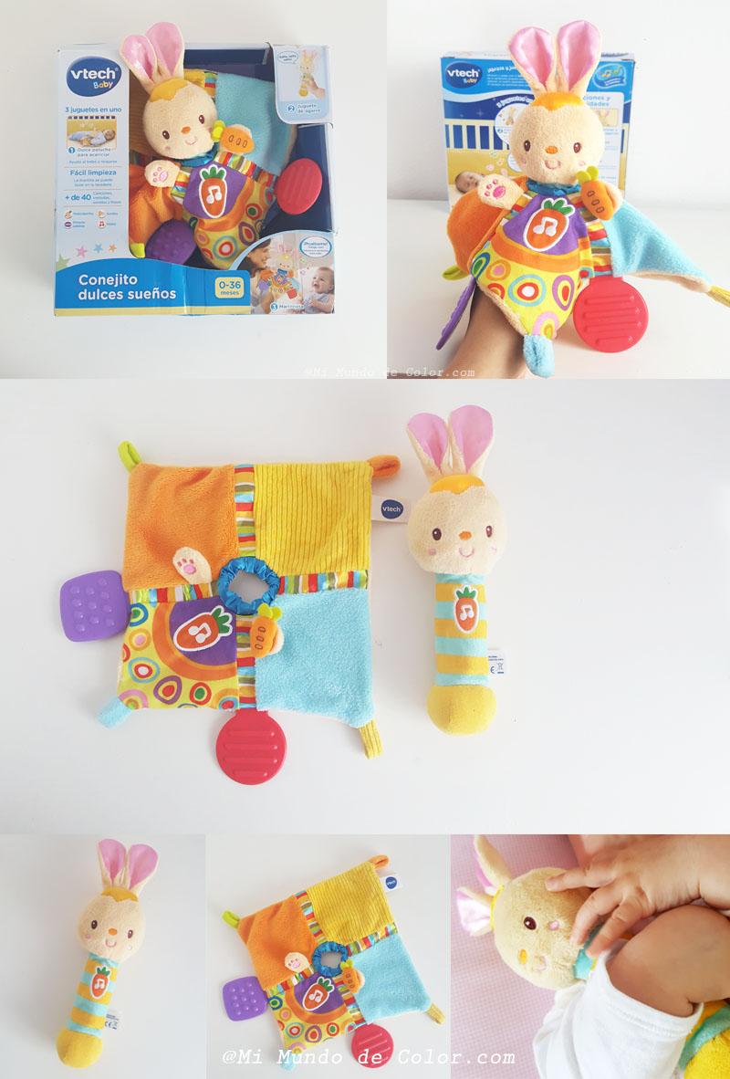 vtech toys  bunny sweet dreams for babys