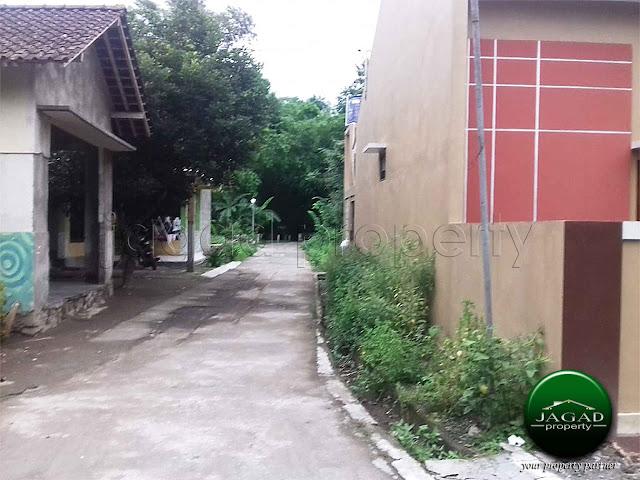 Rumah Suasana Asri di Purwomartani