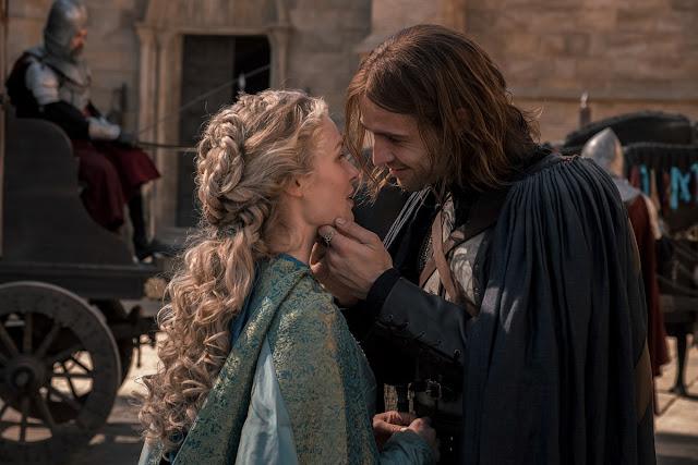 Mark Hammil estreia no HISTORY como o mestre dos Cavaleiros Templários, na segunda temporada de Knightfall