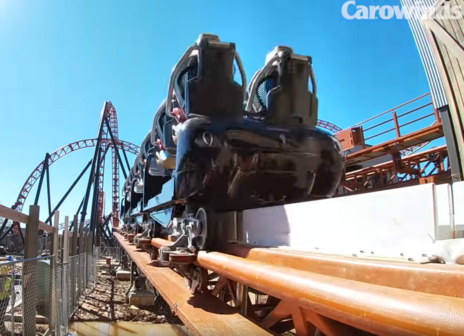 NewsPlusNotes: Copperhead Strike Comes to Life at Carowinds