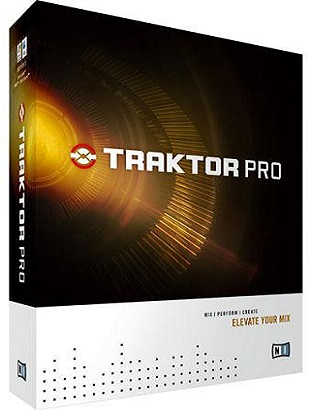 Native Instruments Traktor Pro 2.11.0.23 poster box cover