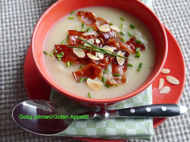 Zupa krem z selera - dwa warianty - Czytaj więcej »