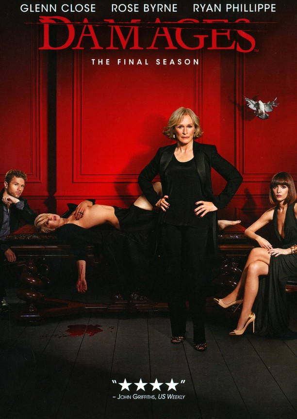 Damages - Season 5 Episode 05: There's Something Wrong With Me