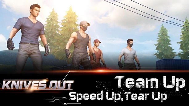 Knives Out for android team up