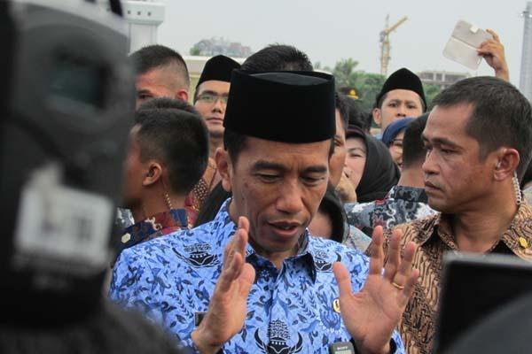 Kepala Daerah Masuk Tim Kampanye, Iwan: Ada Indikasi Jokowi Manfaatkan ASN