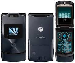 Spesifikasi Handphone Motorola RAZR V3xx