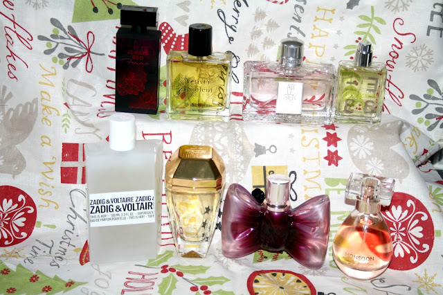 Christmas Gift Guide - Perfumes you need in your life!