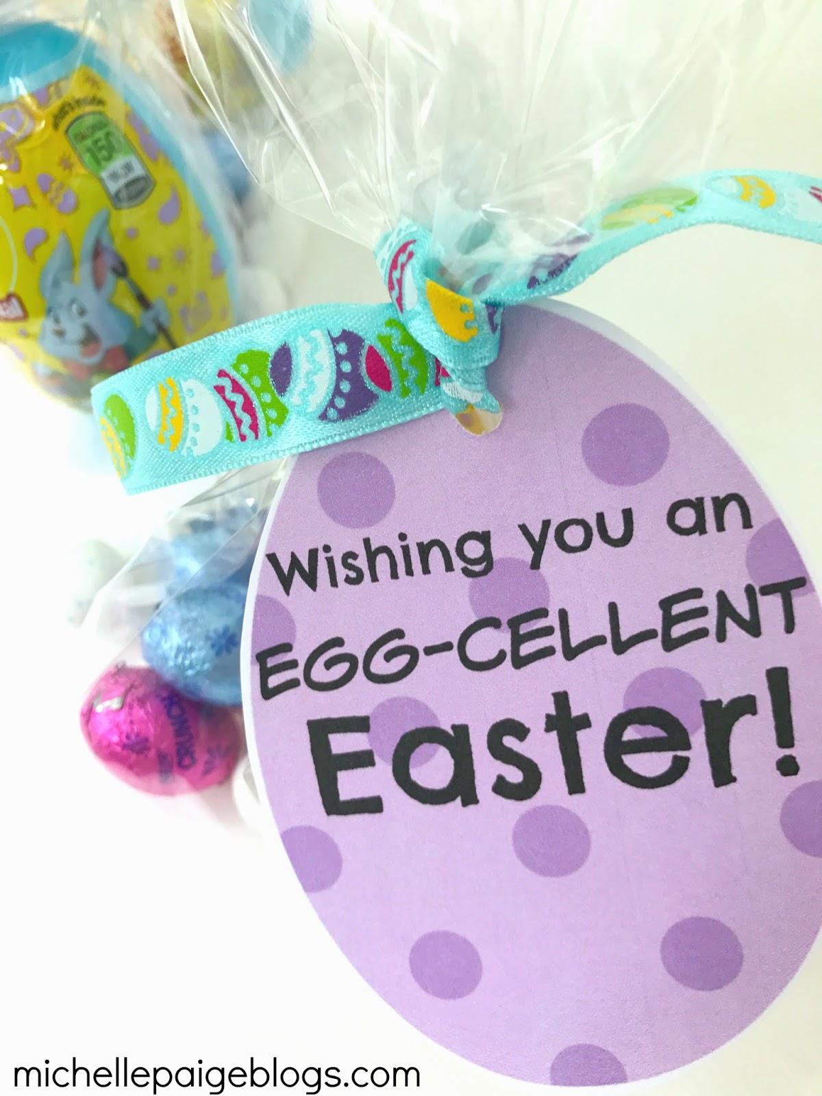 Michelle paige blogs egg cellent easter printables wishing you an egg cellent easter printable tags michellepaigeblogs negle Gallery