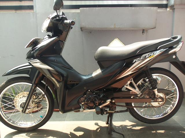 Foto Modifikasi motor revo fit 2012