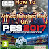 How to setup and play multiplayer mode on PES 2017 ISO PPSSPP apk for android device