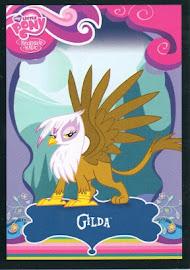 My Little Pony Gilda Series 1 Trading Card