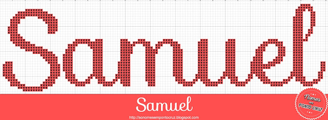 Nome Samuel em Ponto Cruz