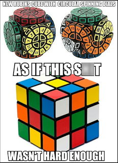 difficult rubiks cube