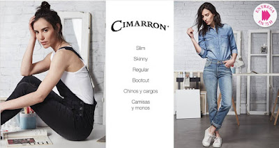 ropa mujer cimarron