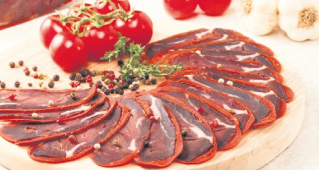 Pastirma, Makanan Khas Turki Lezat Jos
