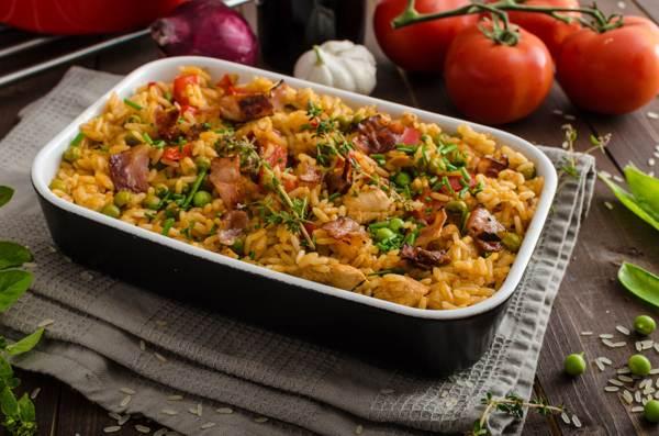 Como preparar arroz con pollo ecuatoriano