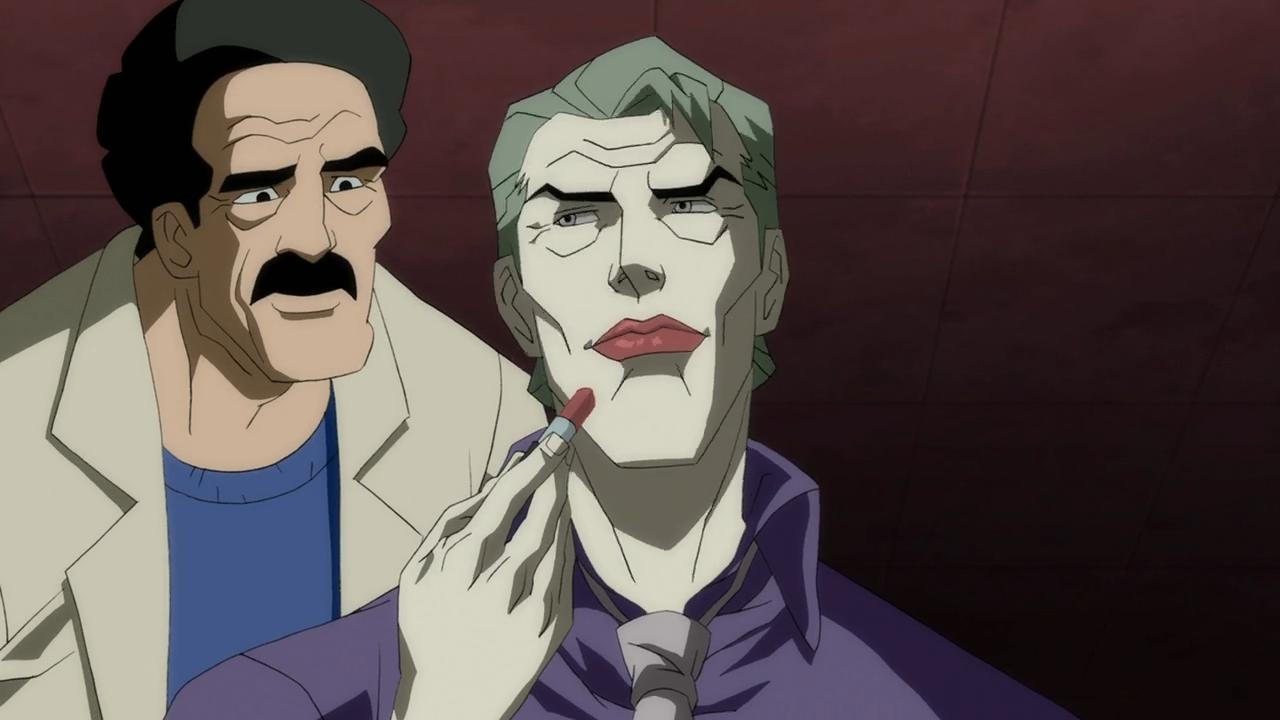 BliZZarraDas: Batman: The Dark Knight Returns, Part 2 (2013)