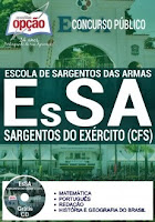 Apostila Concurso EsSA 2017 CFS