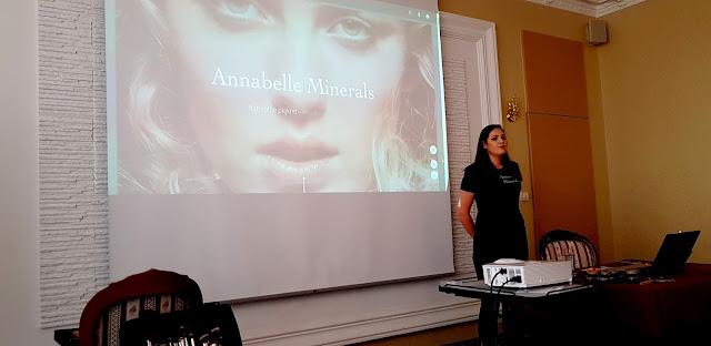 warsztaty makijażowe z marką annabelle minerals