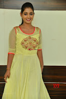 Teja Reddy in Anarkali Dress at Javed Habib Salon launch ~  Exclusive Galleries 032.jpg