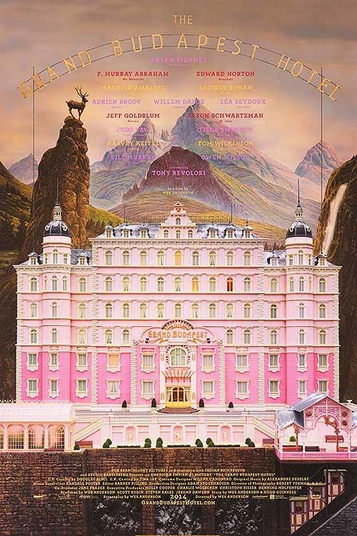 Daftar 15 Poster Film Terbaik Tahun 2014