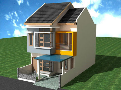 gambar rumah minimalis type 36 2014 sederhana modern