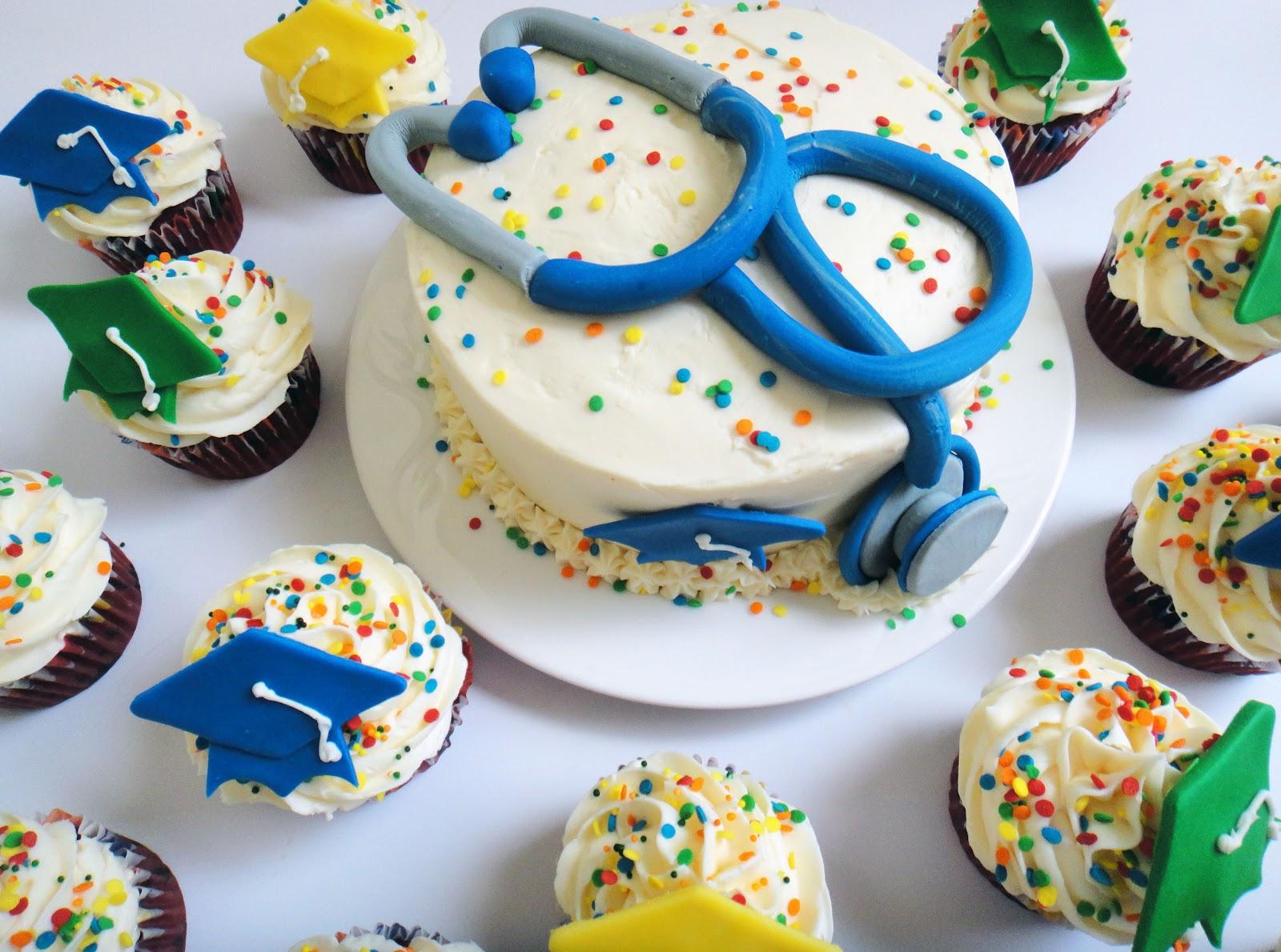 Graduation Cake Ideas For