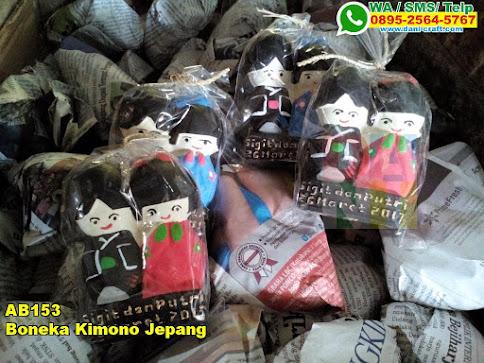 Harga Boneka Kimono Jepang