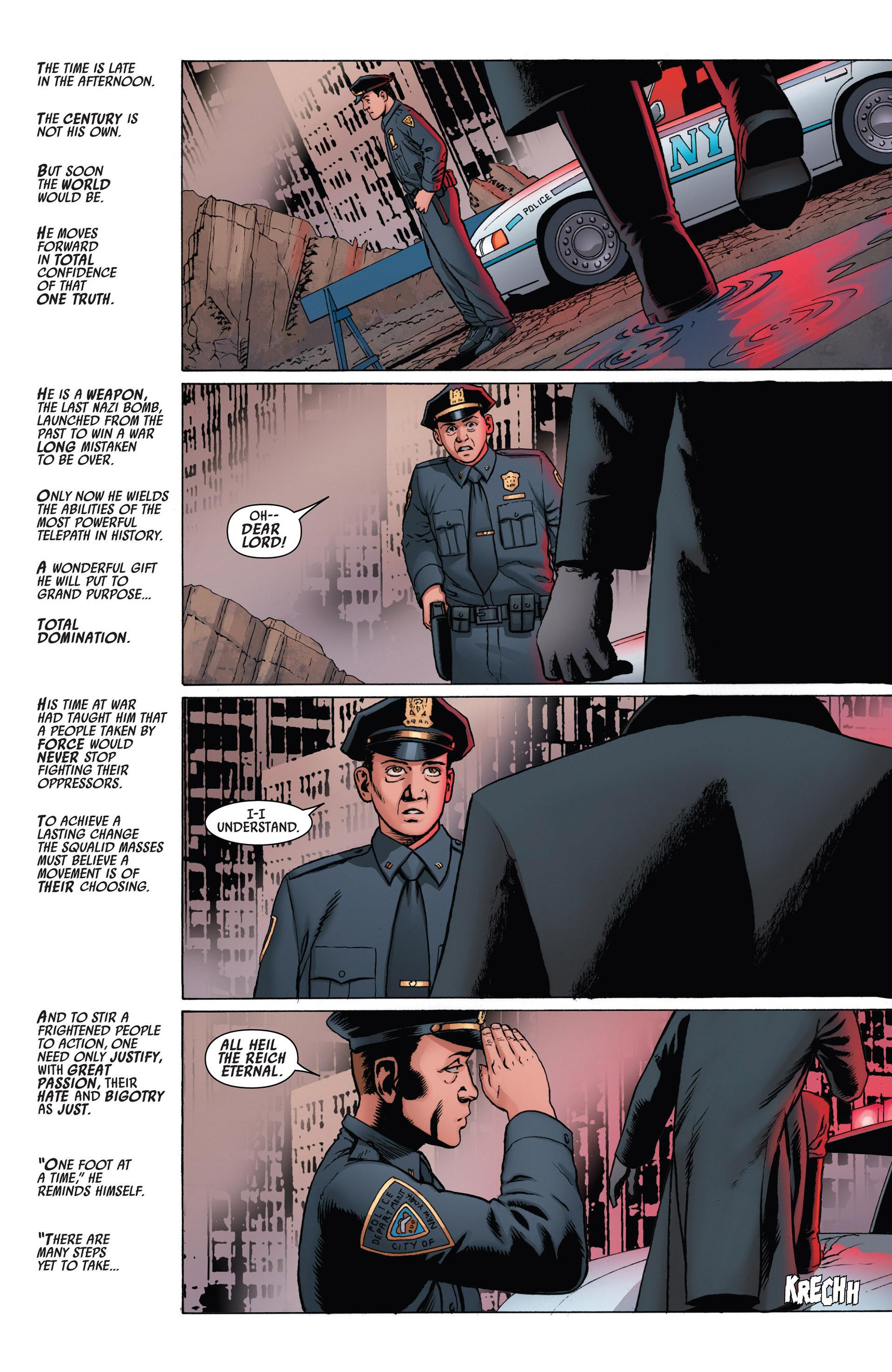 Read online Uncanny Avengers (2012) comic -  Issue #3 - 3