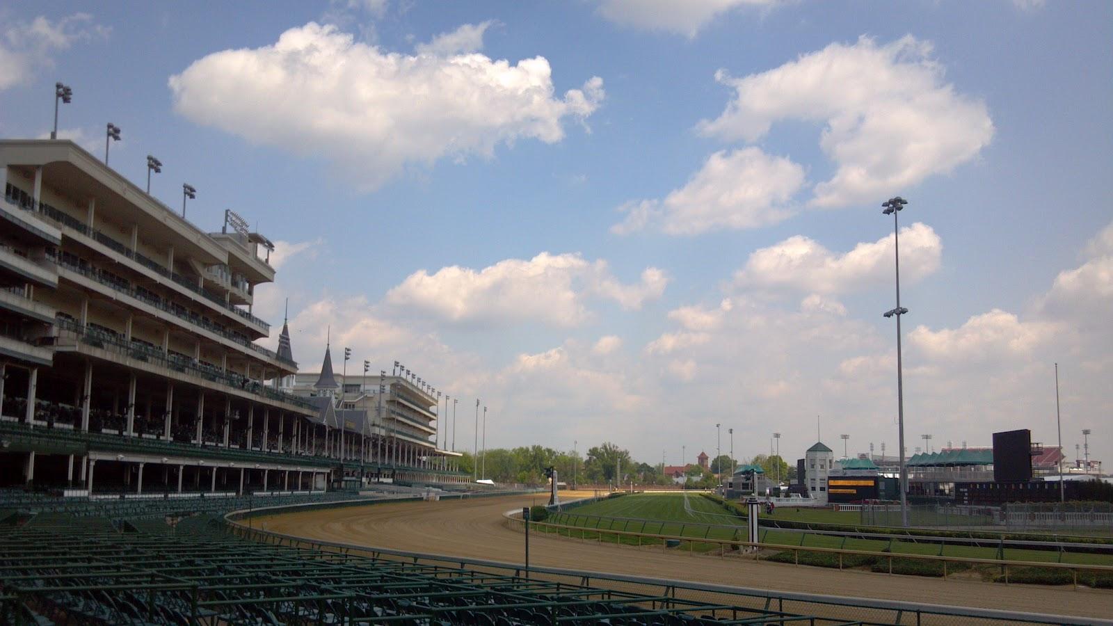 Kentucky Derby Backdrop