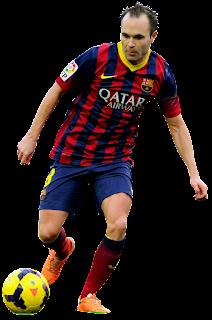 Andres Iniesta - Barcelona #1