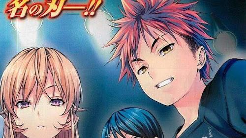 "Reseña & Análisis l Shokugeki no Söma (Manga) - Episodio 314 ""Las mejores piedras""."