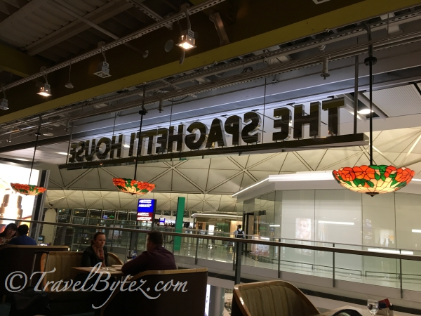 The Spaghetti House (Hong Kong Airport)