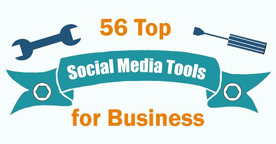 50 tool social media rekomendasi untuk bisnis