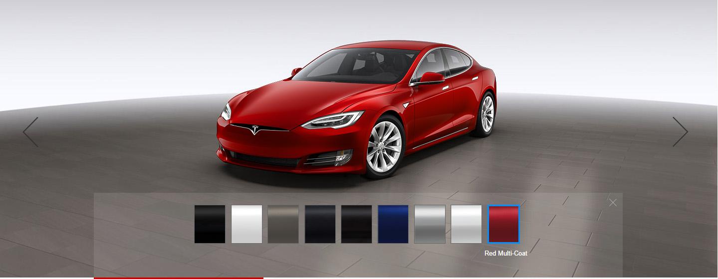 It's Official: 2017 Tesla Model S Facelift | Carscoops