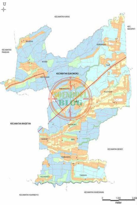 Soendoel Blog: Profil Kecamatan Sukomoro Magetan