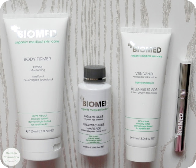 Biomed Organic Medical Skincare productos