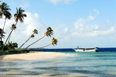 Indonesia tourist spots Wakatobi