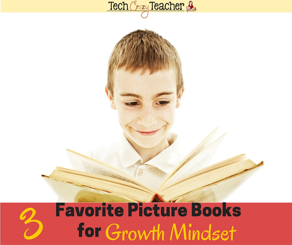 Teaching Growth Mindset to students can be challenging. Teachers need to frequently remind kids that their mindset matters and affects their work. Use picture books to help encourage the Growth Mindset in students.