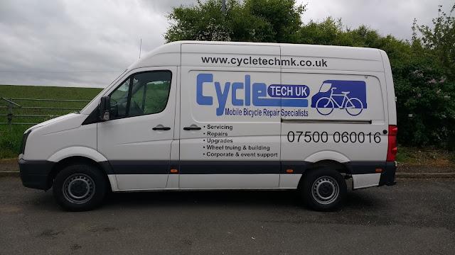 Mobile Bicycle Repairs Milton Keynes