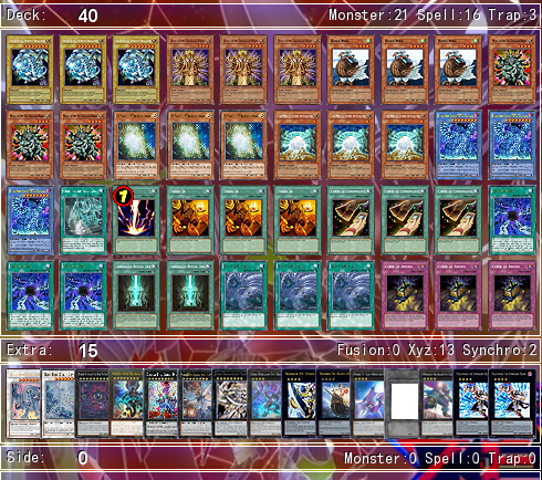Deck Ygopro Special Blue Eyes Dragon Zona Kuantum