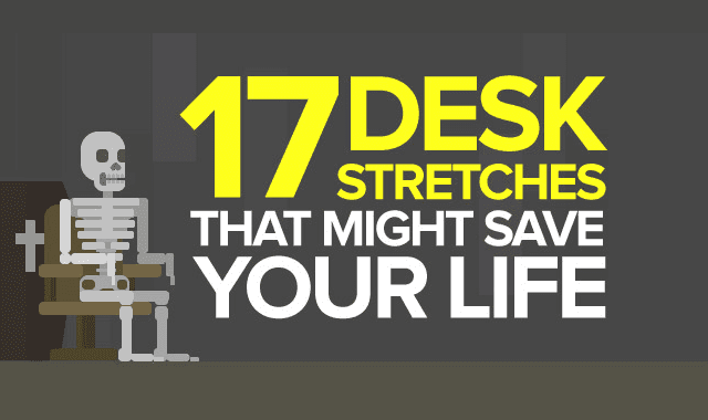 Image: 17 Desk Stretches That Might Save Your Life