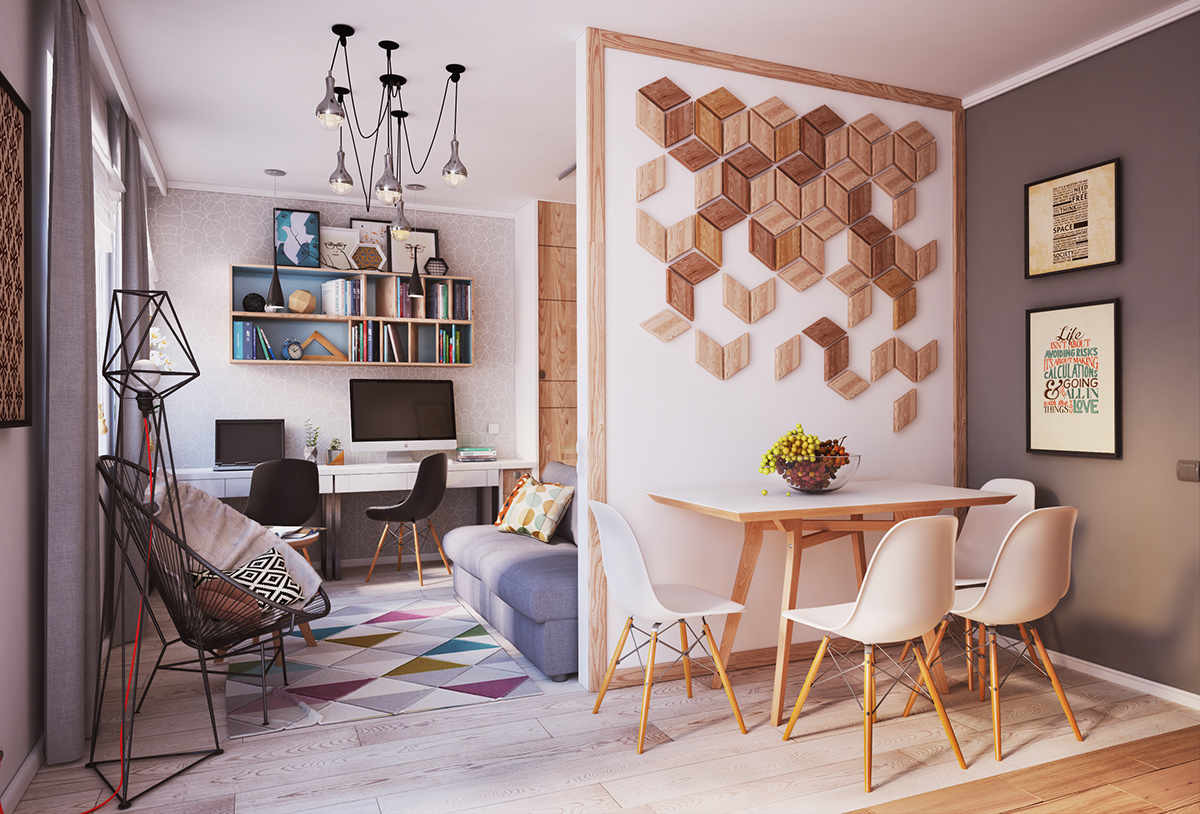 small apartment dining area ideas