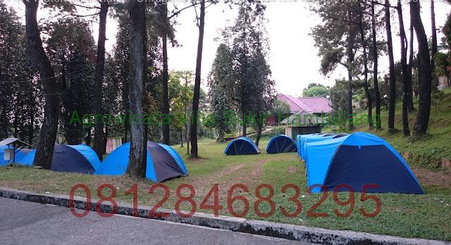 Harga Camp Sekolah kawasan Sentul