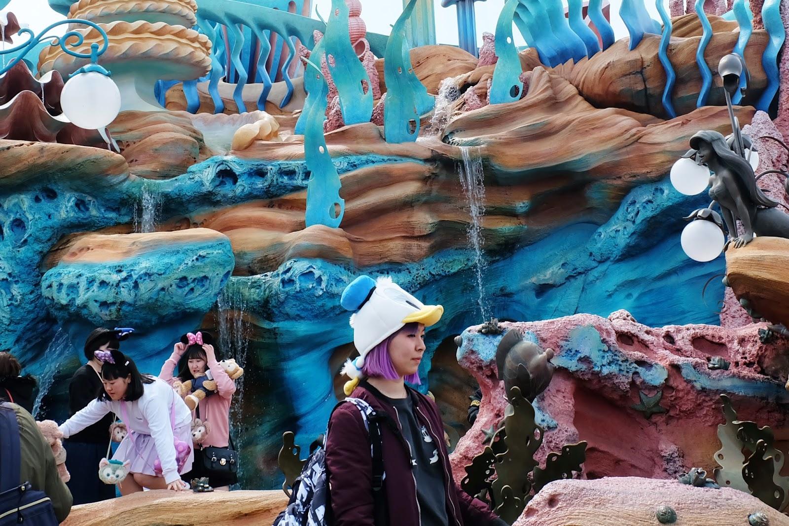 my preparation for Japan solo trip disneysea | www.bigdreamerblog.com