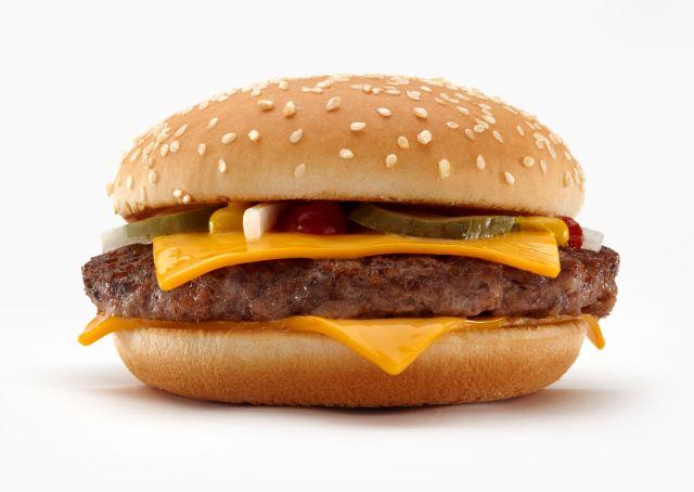 McDonald's Testing Fresh Beef Hamburger Patties   Brand Eating