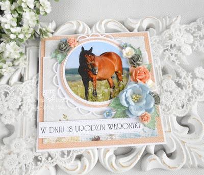 Dla miłośniczki koni…